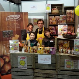 Mille fruits pur es de fruits en gourde for Salon des saveurs paris